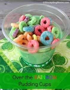 Rainbow Pudding Cup | Apps Directories
