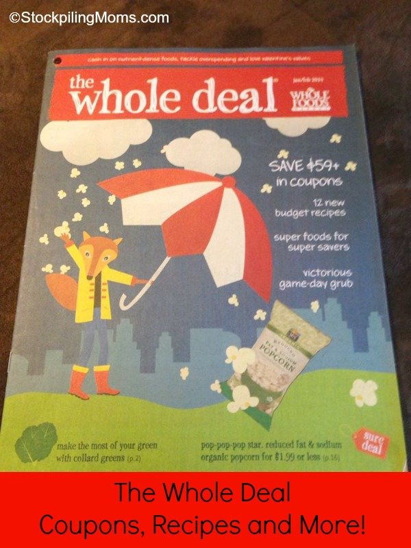 The Whole Deal final