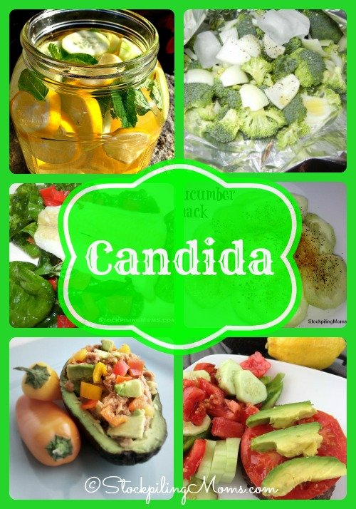 Candida Collage