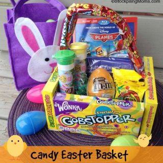 20 homemade easter basket ideas for kids related posts candy easter basket negle Images