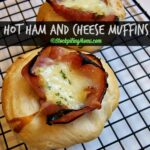 Hot Ham and Cheese Muffins3