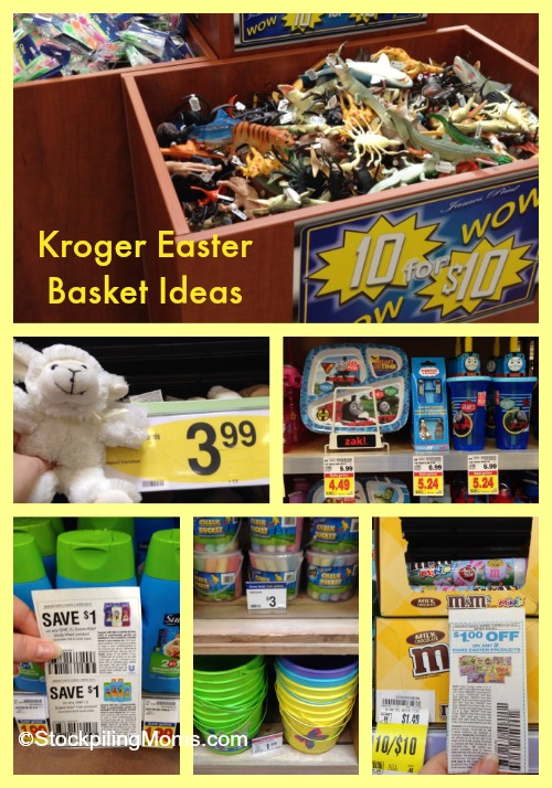 Kroger Easter Basket Ideas