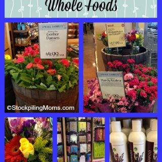 Mother's Day Ideas at Whole Foods