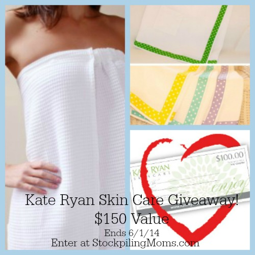 Skin By Nature Giveaway Share