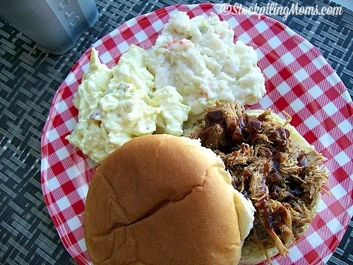 Paula Deen's The Lady's Coleslaw Recipe is AMAZING! Seriously the best coleslaw ever!