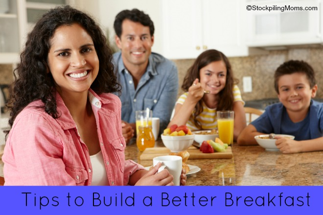 Tips to Build a Better Breakfast