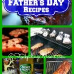 10 Father's Day Recipes Collage