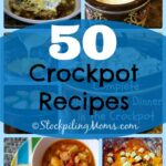 50 Crockpot Recipes