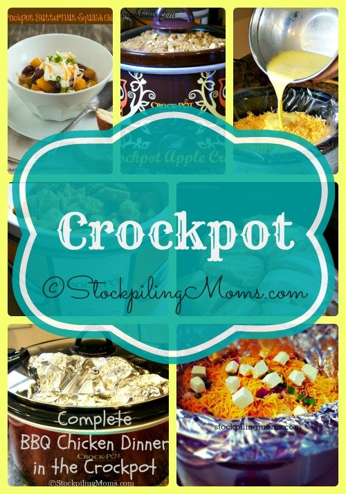 SPM Crockpot Recipes #slowcooker