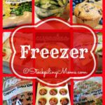 Freezer Recipes Collage