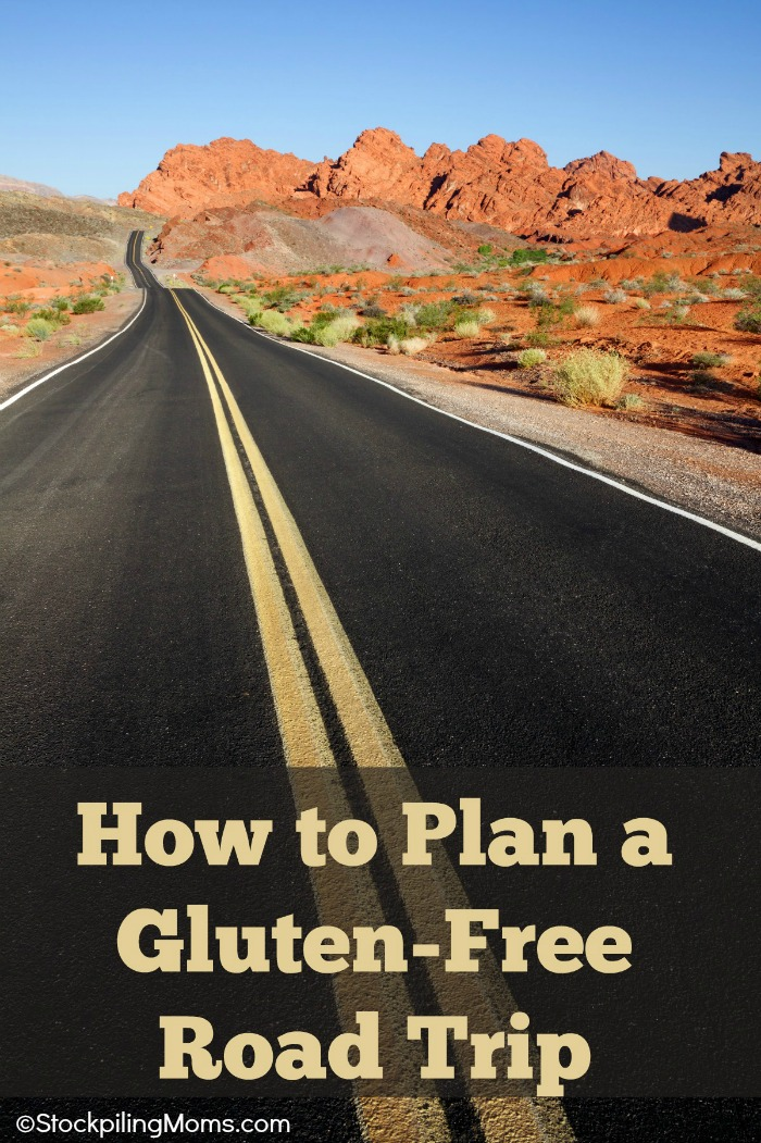 How to Plan A Gluten-Free Road Trip