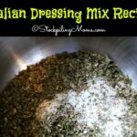 Italian Dressing Mix Recipe2