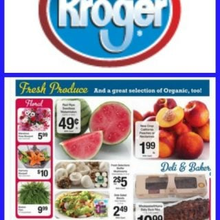 Kroger Grocery Store Ad Scan 7/1 – 7/7 Mega Sale Continues