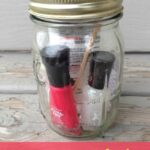 Manicure Jar Gift Idea