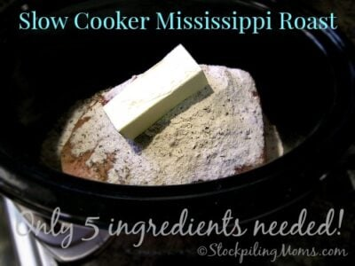 Slow Cooker Mississippi Roast3