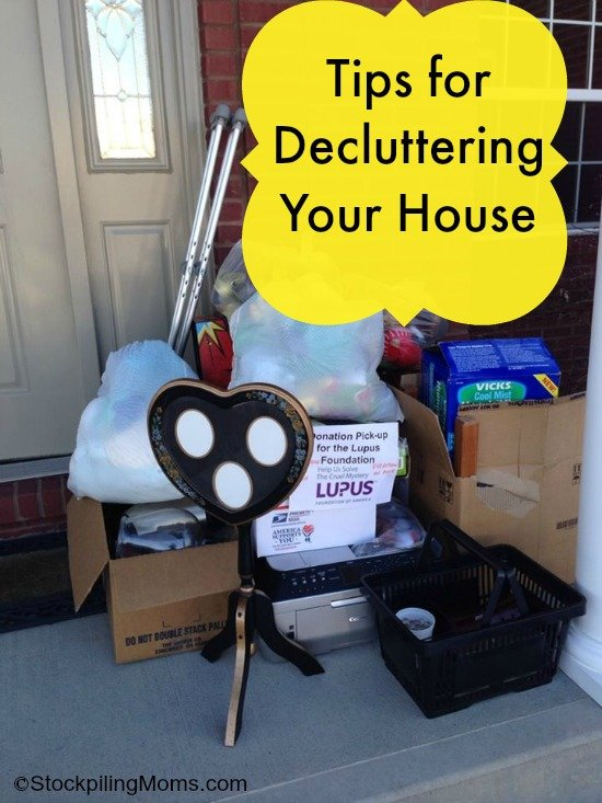 Tips for Decluttering Your House