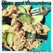 Tuna and Cucumbers 2