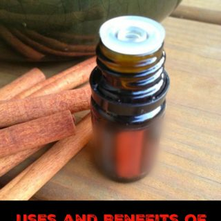 Uses and Benefits of Cinnamon Essential Oil