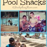 10 Healthy Pool Snacks