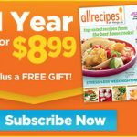 All Recipes Magazine + Slow Cooker Favorites