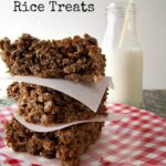 Crispy Cocoa Rice Treats