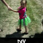 DIY Easy No Sew Tutu