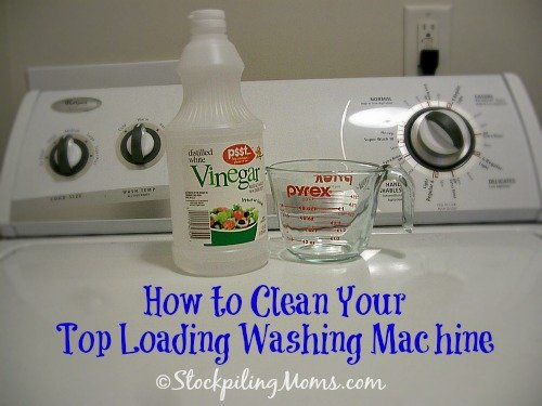 how much to clean washing machine
