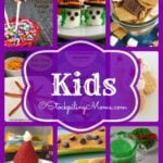 Kids Recipe Collage