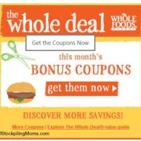 How can I find Whole Foods Store Coupons?