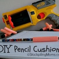 DIY Pencil Cushion