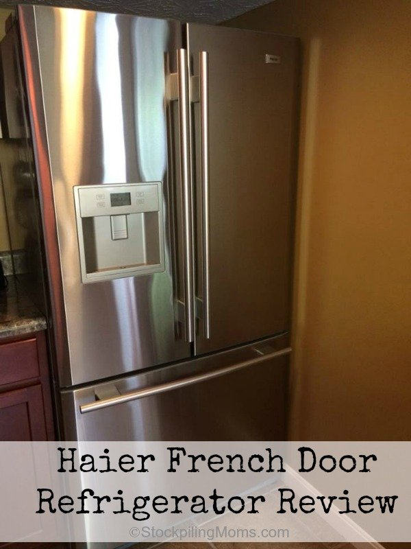 Haier French Door Refrigerator Review