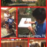 Hershey Lodge collage