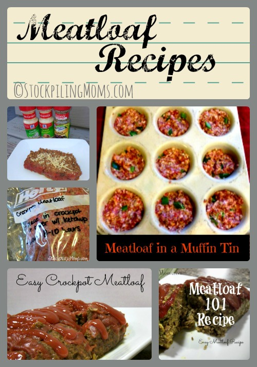 8 Amazing Meatloaf Recipes and 2 tips that will change your life!