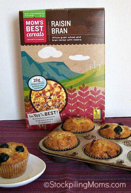 Raisin Bran Refrigerator Muffins are the BEST! #muffins #easy #delicious
