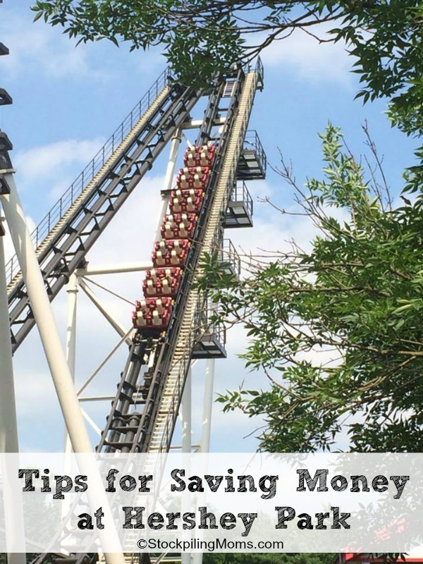 Tips for saving money at Hershey Park