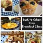 Back to School - Easy Breakfast Ideas