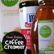 Clean Eating Coffee Creamer