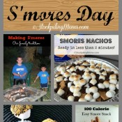 National S'mores Day Collage