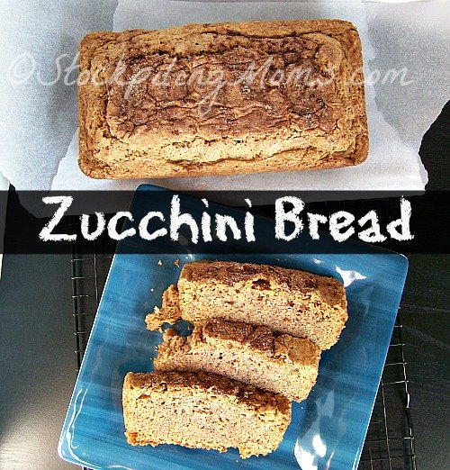 This Zucchini Bread recipe is beyond delicious! Trust me you will want to bake this one today!