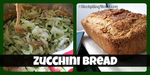 Zucchini Bread recipes that is beyond delicious!