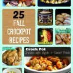 25 Fall Crockpot Recipes