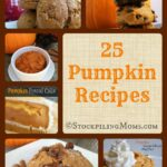 25 Pumpkin Recipes