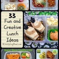 33 Fun and Creative Lunch Ideas