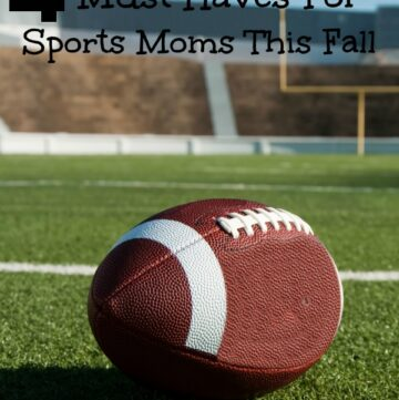 4 Must Haves For Sports Moms This Fall