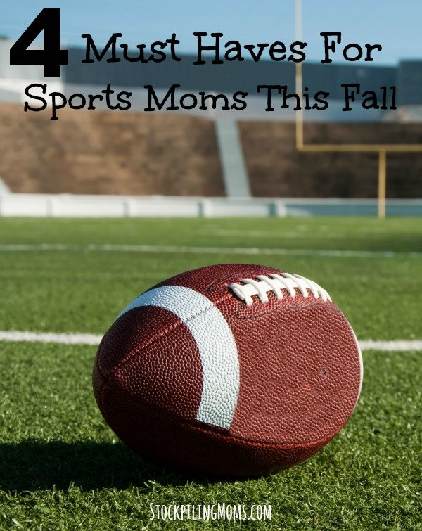 4 Must Haves For Sports Moms This Fall! Trust me, if you are sports Mom this is a must read.