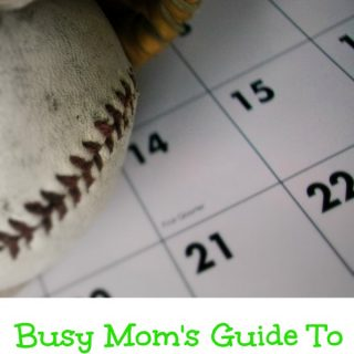 Busy Mom's Guide To Juggling Fall Sports Schedules