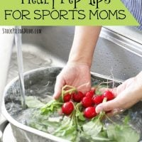 Great Weeknight Meal Prep Tips For Sports Moms