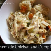 Homemade Chicken and Dumplings2