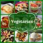 Vegetarian Collage