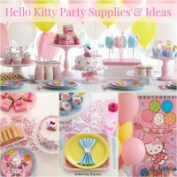 How to Have A Hello Kitty Party